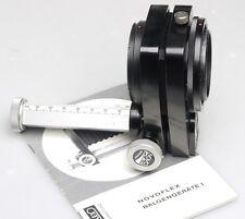 Novoflex i balgengerï ¿ 1/2 T/Bellows F. Canon FD