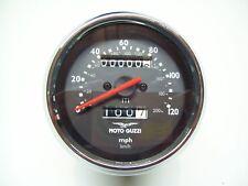 CRUSCOTTO CONTACHILOMETRI MOTO GUZZI NEVADA 750 SCALA 120 MPH - 2002/2003 NUOVO