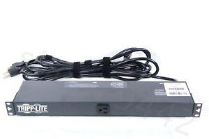 TRIPP LITE PDU1215 Rack Mount Power Distribution Unit - 13 Outlet 120V 15A Clean