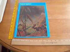 1969 Trumpet magazine Tom Reamy #9 Harlan Ellison Wrightson Kirk fantasy stories