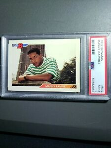 Manny Ramirez Rookie PSA Mint 9 1992 Bowman #532 Cleveland Indians RC PSA 9