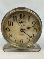 Westclox Big Ben Deluxe Antique Wind-up Alarm Clock WORKS 302