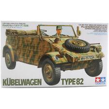 Tamiya Kübelwagen Type 82 German Truck Model Kit - Scale 1:35 - 35213