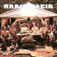"""Rammstein Ausländer Limited 10"""" Inch Vinyl Maxi +2 Radio Twocolors Remix Neu Ovp"""