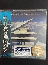 Supertramp-Even In The Quietest Moments SHM japmini LP Style CD Nouveau UICY - 77876