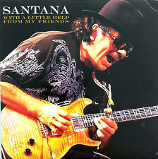 Santana CD With A Little Help From My Friends (VG/EX)