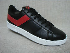 PONY - 1710288-68A - Men's Shoes - Athletic Casual - Red & Black - Size 11 M