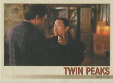 Twin Peaks - #42 Gold Vintage Parallel Base Card #13/99