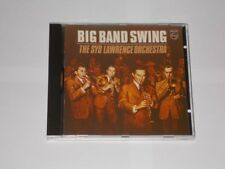 Big Band Swing The Syd Lawrence Orchestra. 16 Track Philips CD Album. 814 356-2.