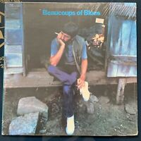 Ringo Starr SEALED 1980 'Beaucoups of Blues' Capitol Green Label LP