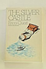 The Silver Castle, Erica Quest 1978 1st Signed HB Very Good