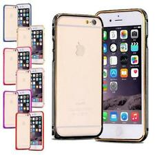 Fundas y carcasas bumper de metal color principal rosa para teléfonos móviles y PDAs