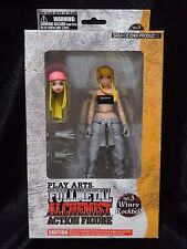 FULLMETAL-ALCHEMIST No 3 WINRY ROCKBELL PLAY ARTS ACTION FIGURE NEW!!