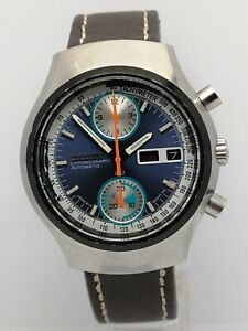 special citizen (spider) chronograph flyblack, automatic cal 8110A,ref 67-9038