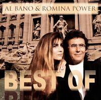 AL & POWER,ROMINA BANO - BEST OF  CD NEU