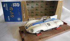 BRUMM 1/43 JAGUAR D TYPE HP 260 #9 WINNER 24H LE MANS 1955 1956 1957 Cod. R130