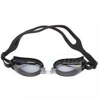 Anti-fog Swimming Myopia Nearsighted Goggles Glasses With Non-slip Head Strap SR