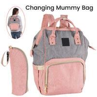 Sac à dos maternité grand sac à couches pour bébé couche-culotte maman hôpital