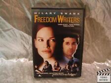Freedom Writers DVD Fullscreen Hilary Swank Patrick Dempsey