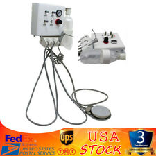 Wall Mouted Dental Delivery Turbine Unit Work With Compressor Air Control 4 Hole