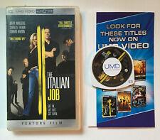 The Italian Job - UMD Video - Movie - Sony Playstation Portable PSP