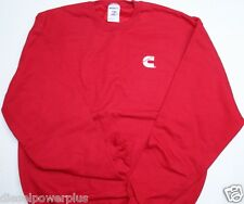 cummins sweatshirt non hooded hoodie sweater t shirt long sleeve cummings 2xl