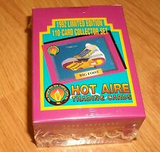 HOT AIR BALLOON TRADING CARDS 1992 LIMITED EDITION 110 CARD COLLECTOR SET