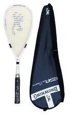BROWNING ESP 100 TI Nano Carbonio Racchetta da squash RRP £ 300
