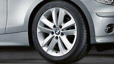 BMW Alufelgen Satz  7Jx17 ET47  V-Speiche 141  1er  E81 E82 E87  E88 36116775621