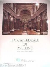 Irpinia LA CATTEDRALE DI AVELLINO Nicola Gambino Duomo Chiesa Arte Banca Popolar