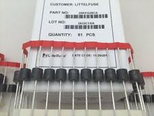 20KPA28CA Littelfuse, 20kW 28 VWM 48 VC 420.8 Amp, TVS Diode, Bidirectional