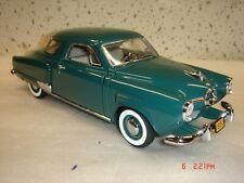 Danbury Mint 1950 Studebaker Champion Coupe  LE  NR