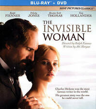 THE INVISIBLE WOMAN, BLU-RAY, 2014, SKU 833