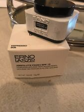 ERNO LASZLO ABSOLUTE FINISH SPF 15 ESPRESSO. NEW