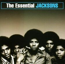 Essential Australian IMPORT Jackson 5 Audio CD