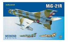 Eduard Plastic Kits: MiG-21R Weekend in 1:48