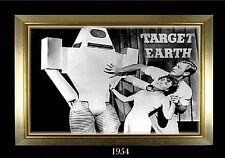 MAGNET  Movie Monster TARGET EARTH 1954