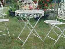 Nachbildungen historischer Gartenmöbel aus Metall | eBay