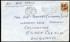 Australia 1976 Commercial Air Mail Cover To UK #C37635