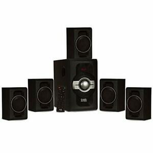 Acoustic Audio by Goldwood AA5240 Home Theater 5.1 Bluetooth Speaker System w...