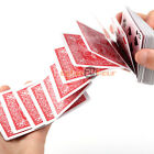 HOT Magic Electric Deck of Cards Magician Prank Trick Prop Gag Red Back