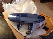 NEW OEM 2003 04 05 06 2007 FORD TAURUS SABLE LEFT REAR OUTER DOOR HANDLE BLUE