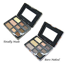 Beauty Creations Totally Nude & Bare Naked 9 Colors Eyeshadow 2 sets