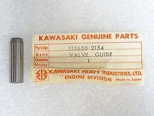 Kawasaki NOS NEW  313650-2154 Valve Guide MB1A Coyote 1970
