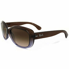 Rayban Sunglasses Jackie Ohh 4101 Brown Gradient MG Chocolate Gradient 860/51