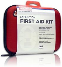 Coleman First Aid Kit, All Purpose Camping First Aid Kit for Emergencies at Home