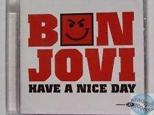 BON JOVI HAVE A NICE DAY MAXI CD