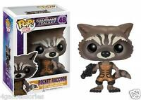 Guardians Of The Galaxy Pop! Vinyl Figure: Ravagers Rocket Raccoon Exclusive UK