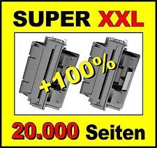 2 x tóner para HP LaserJet 4000 4000n 4000tn 4050 4050n 4050tn como c4127x 27x XXL