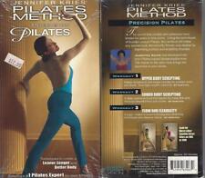 VHS:  JENNIFER KRIES' PILATES METHOD PRECISION PILATES.....NEW